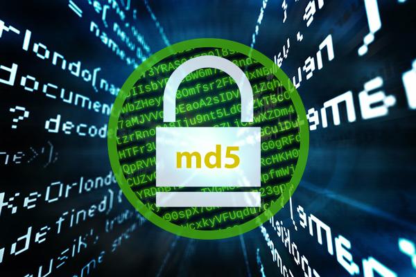 Κατακερματισμού MD5 γεννήτρια κώδικα - Professor-falken.com