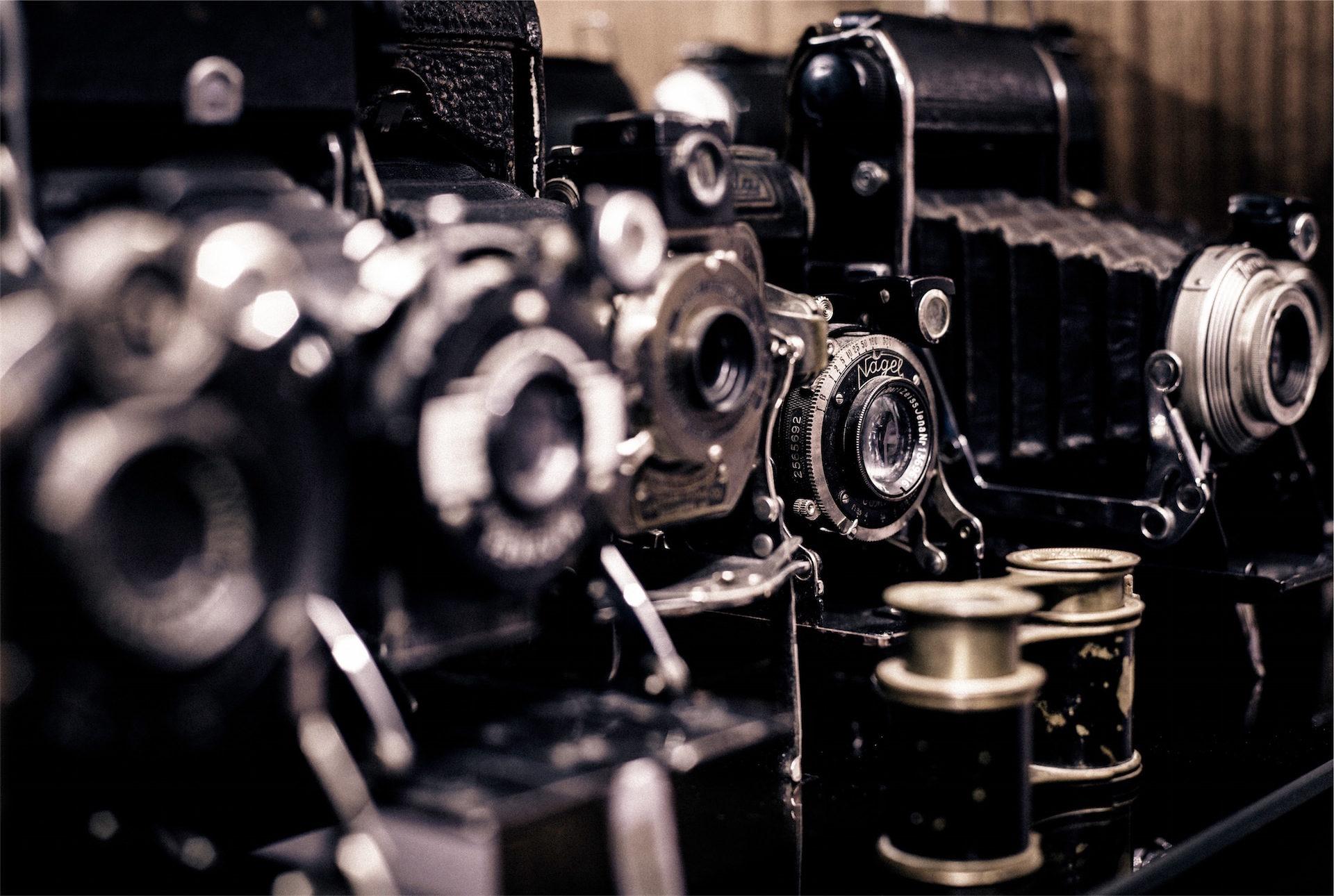 φωτογραφικές μηχανές, Φωτογραφίες, Αρχαία, παλιάς χρονολογίας, Κύλινδρο - Wallpapers HD - Professor-falken.com