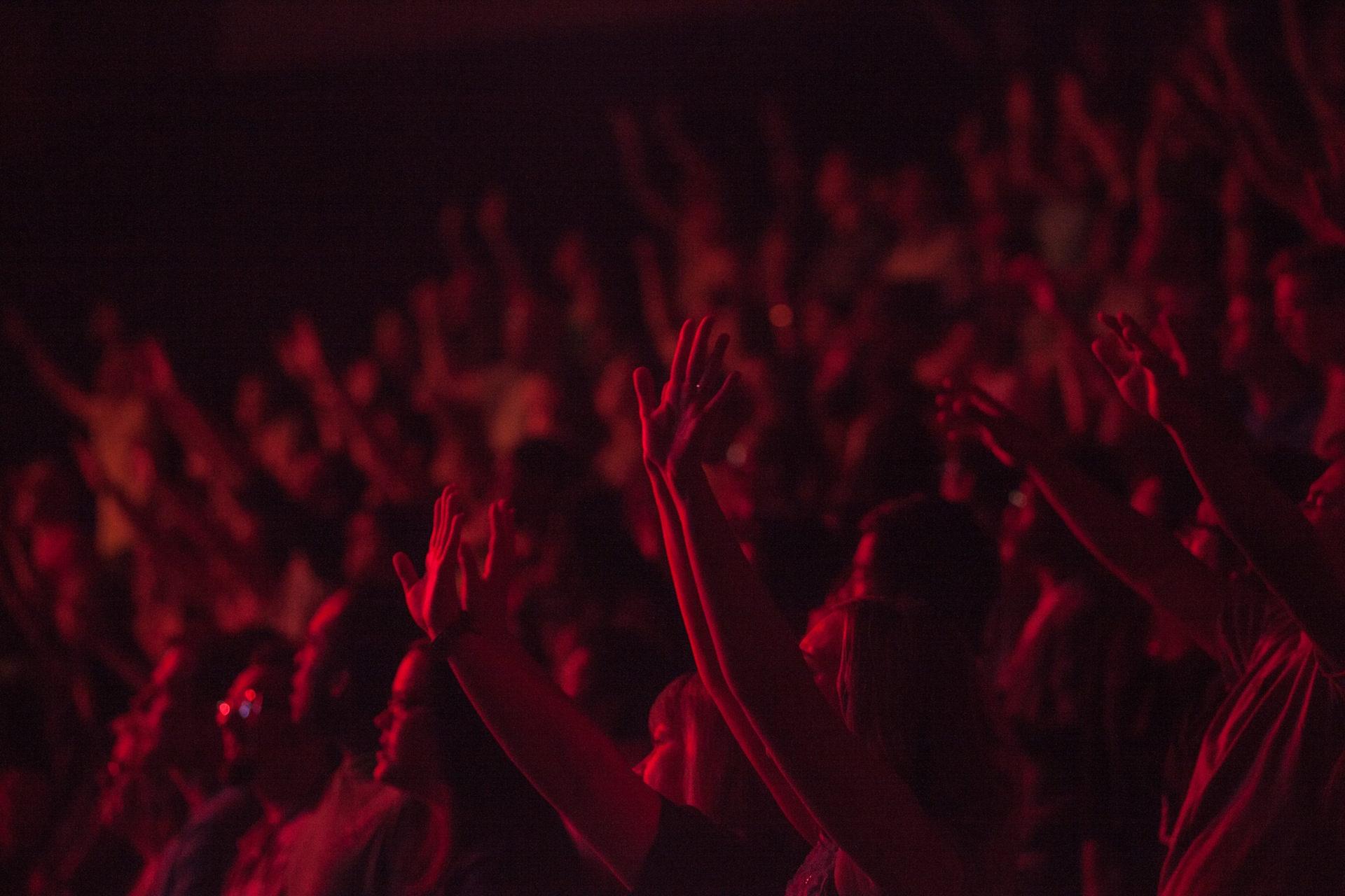 συναυλία, μουσική, Εμφάνιση, espectadores, Κόκκινο - Wallpapers HD - Professor-falken.com