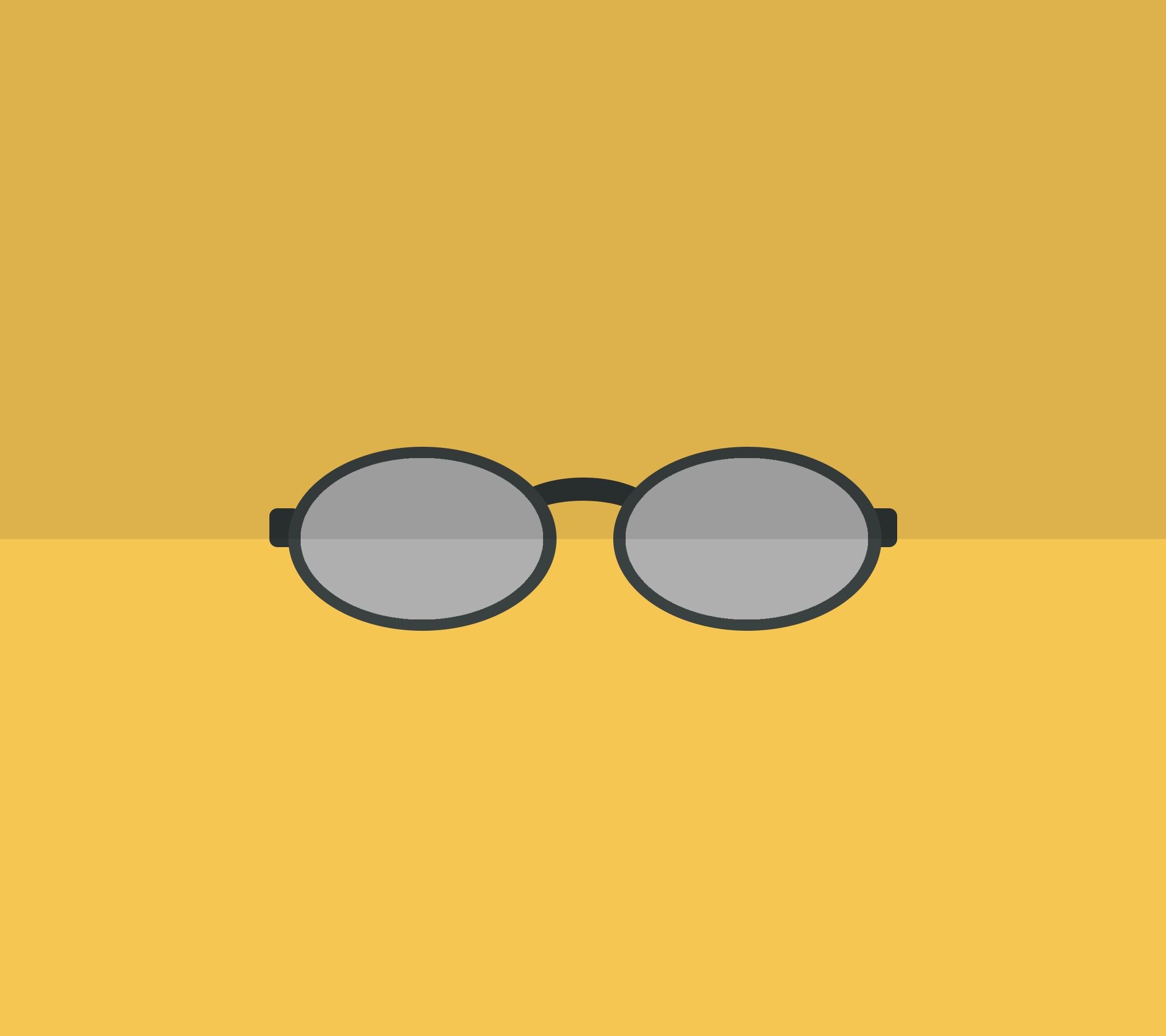 Sonnenbrille, Sonne, Kristalle, Gelb, Brillen - Wallpaper HD - Prof.-falken.com