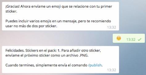 Cómo crear tus propios dibujos o stickers para Telegram Messenger - Image 5 - professor-falken.com