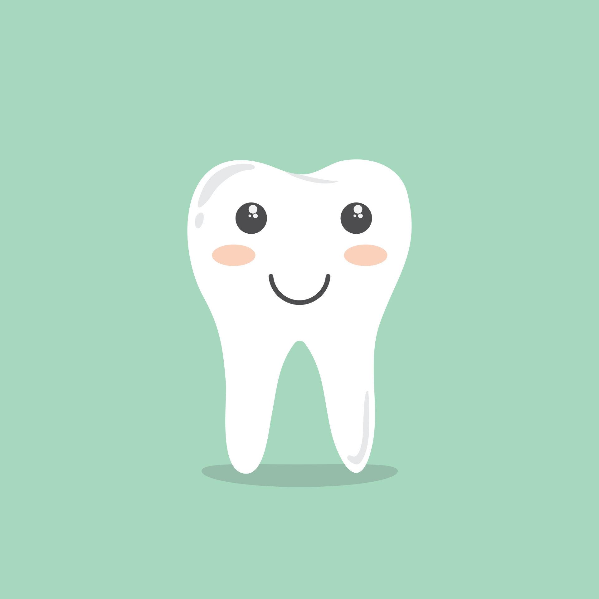 зуб, улыбка, глаза, шлифовальные круги, карикатура - Обои HD - Профессор falken.com