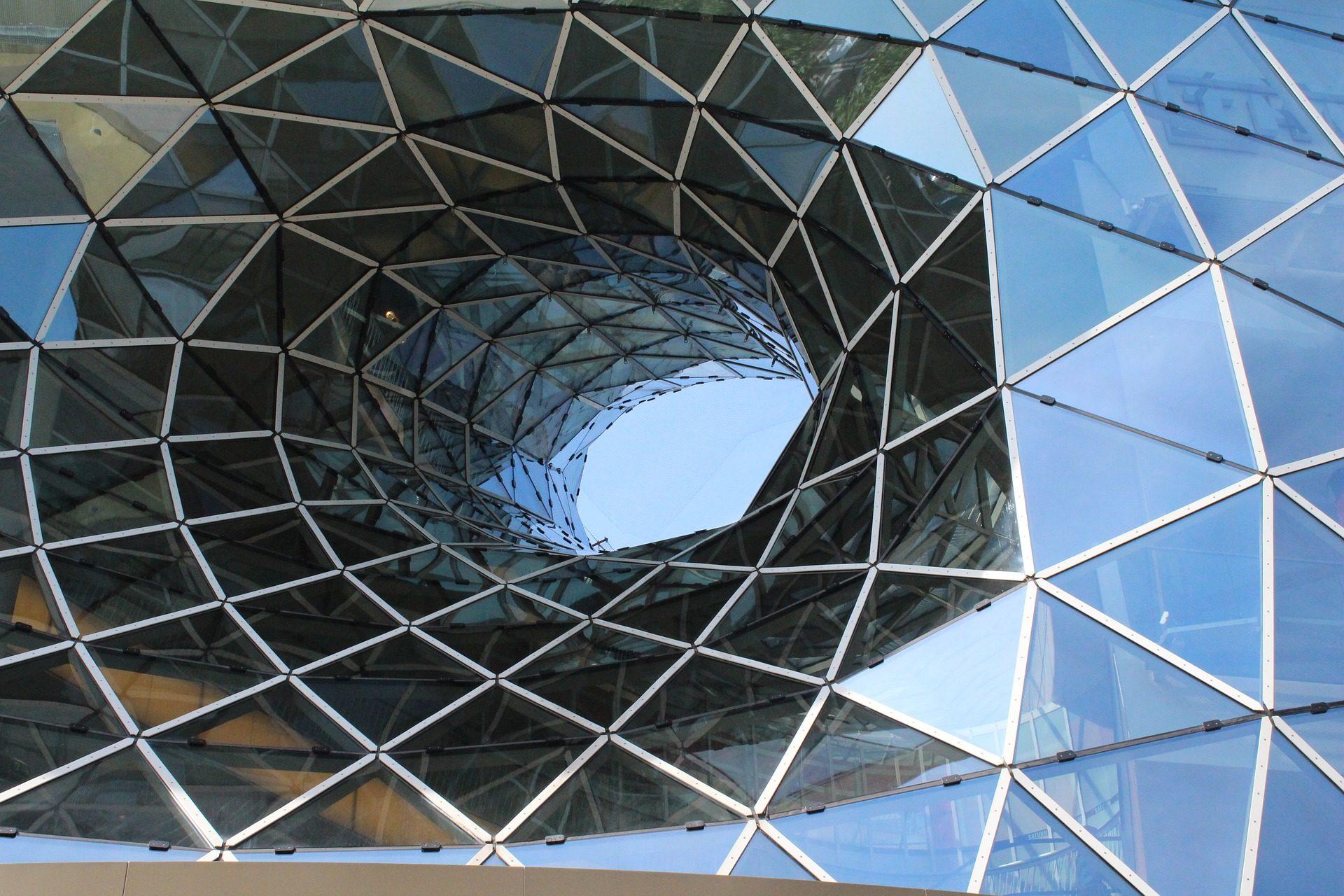 Fondo de pantalla de edificio espejos cristales vidrio - Cristales y espejos ...