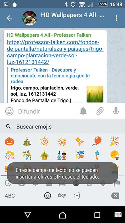 Como obter agora o teclado do Google GBoard - Imagem 4 - Professor-falken.com
