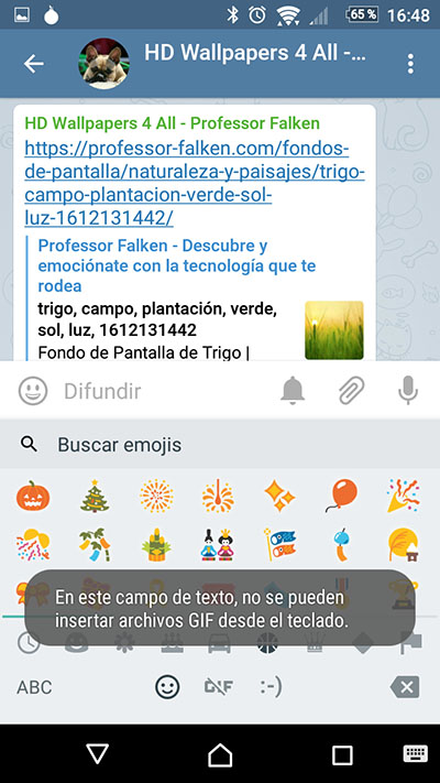 Comment obtenir Google GBoard clavier maintenant - Image 4 - Professor-falken.com