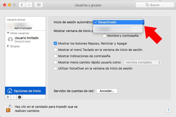 Wie zu aktivieren oder zu aktivieren Beginn der Sitzung automatisch auf Ihrem Mac zu - Bild 5 - Prof.-falken.com