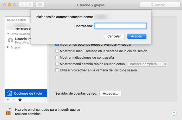 Wie zu aktivieren oder zu aktivieren Beginn der Sitzung automatisch auf Ihrem Mac zu - Bild 6 - Prof.-falken.com