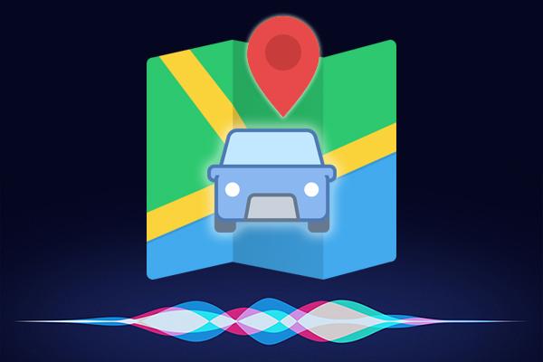 如何让 Siri 记得你你把车停在哪里 - 教授-falken.com