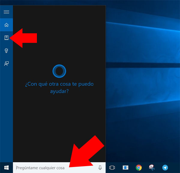 Cómo desactivar Cortana en Windows 10 - Image 1 - professor-falken.com