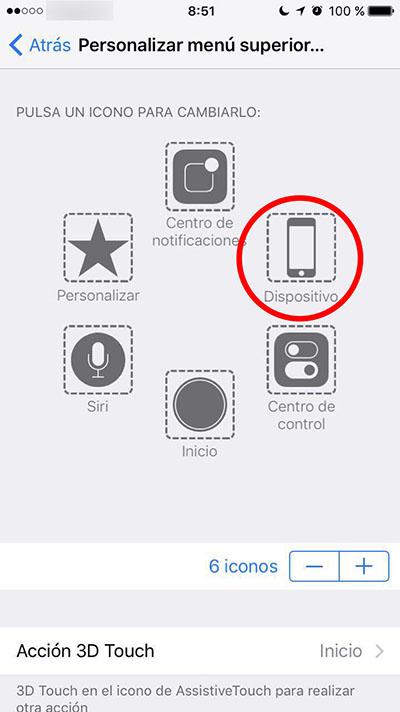 Come bloccare o spegnere l'iPhone, se non funziona il pulsante di - Immagine 5 - Professor-falken.com