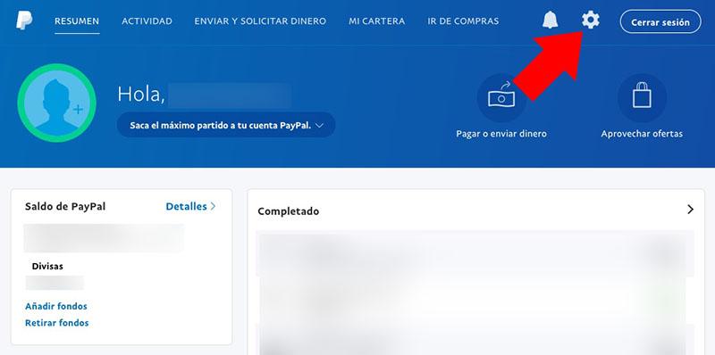 रद्द या आवधिक भुगतान पेपैल में अक्षम करने के लिए कैसे - छवि 1 - प्रोफेसर-falken.com