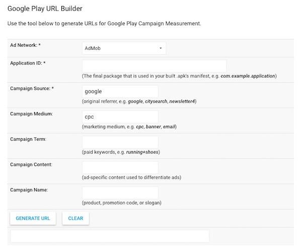 Comment obtenir les différencier des canaux d'acquisition de vos applications dans le jeu de Google - Image 2 - Professor-falken.com