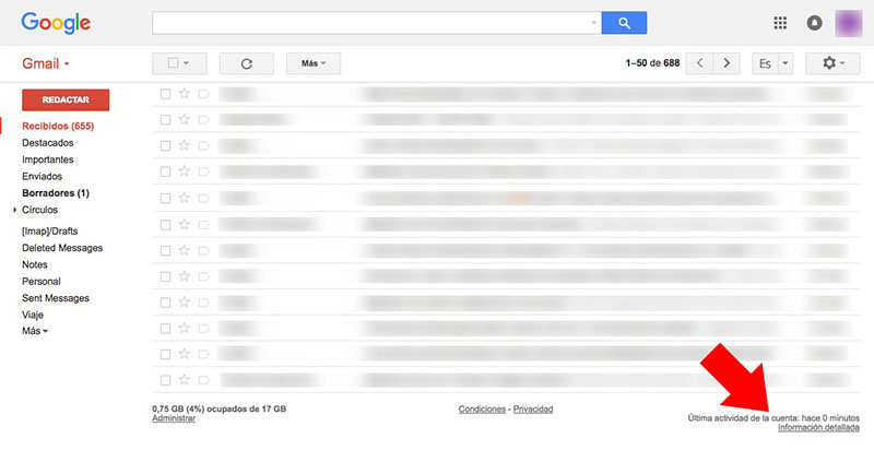 Comment fermer, à distance, Séances de Gmail ouvert sur vos appareils - Image 1 - Professor-falken.com