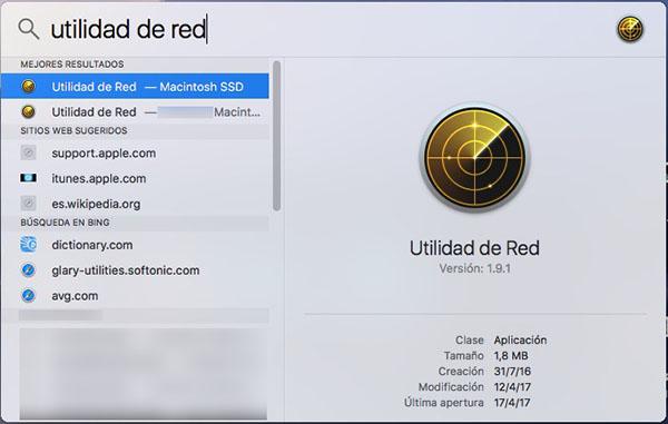 Como saber a velocidade da sua conexão Wi-Fi no macOS - Imagem 2 - Professor-falken.com