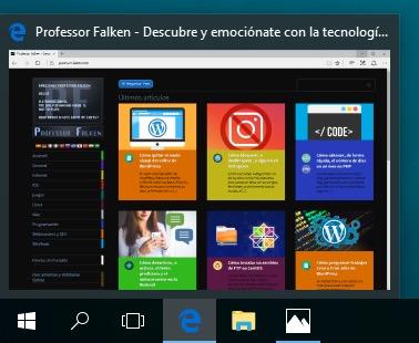 बार देखे गए Windows के कार्यपट्टी में थंबनेल का आकार परिवर्तित करने के लिए कैसे - छवि 8 - प्रोफेसर-falken.com
