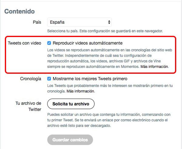 Como evitar essa jogada de vídeos Twitter automaticamente em seu PC ou Mac - Imagem 2 - Professor-falken.com