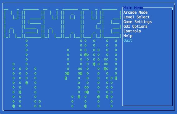 Come giocare il serpente da una finestra di terminale Linux - Immagine 1 - Professor-falken.com