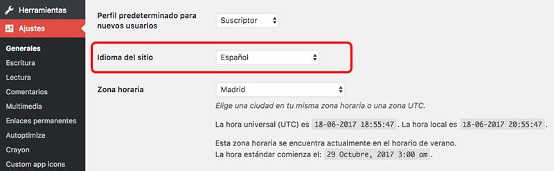 Comment traduire WooCommerce, WordPress plugin de site e-commerce, à l'espagnol - Image 1 - Professor-falken.com