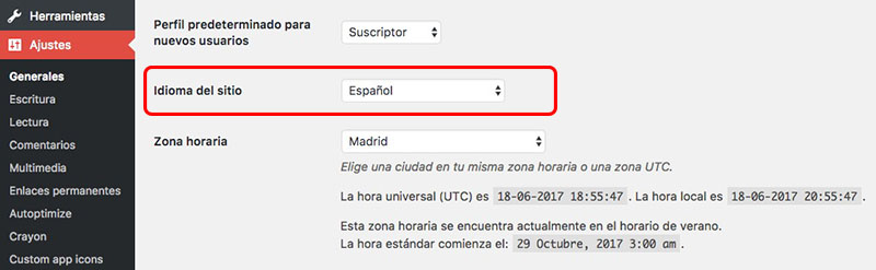 Como traduzir WooCommerce, Plugin de WordPress e-commerce, para espanhol - Imagem 1 - Professor-falken.com