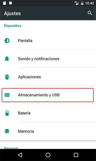 Cómo formatear la tarjeta SD de tu móvil o tablet Android - Image 1 - professor-falken.com