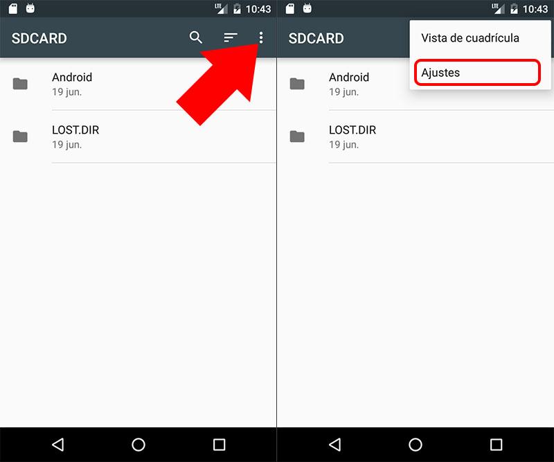 Cómo formatear la tarjeta SD de tu móvil o tablet Android - Image 3 - professor-falken.com