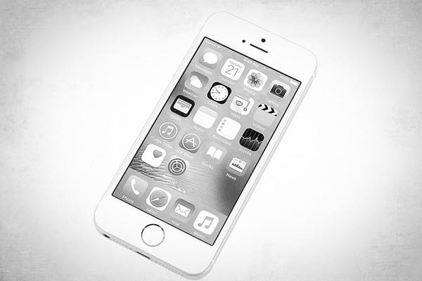 如何让你的 iPhone 看起来在黑色和白色 - 教授-falken.com
