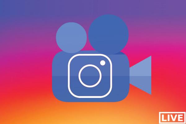 Instagram の上、携帯電話からのライブビデオを送信する方法 - 教授-falken.com