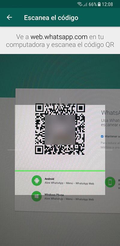お使いのコンピューター上の web ブラウザーから WhatsApp を使用する方法 - イメージ 3 - 教授-falken.com