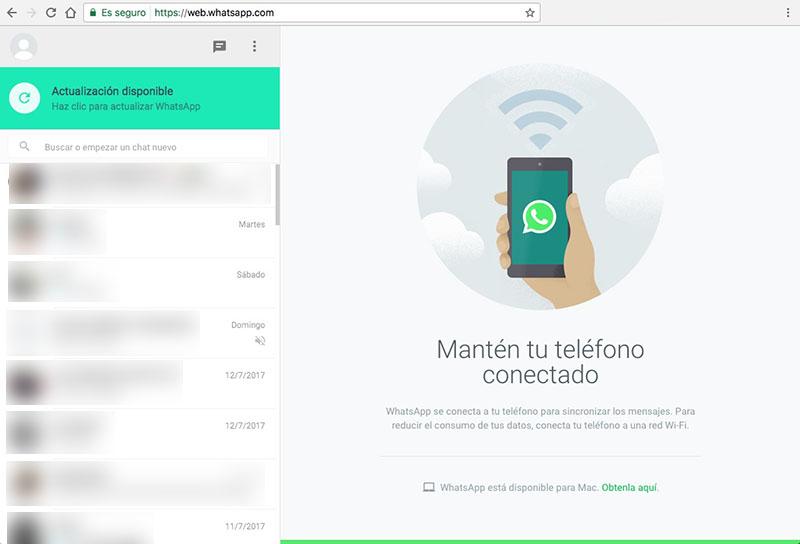 Πώς να χρησιμοποιήσετε WhatsApp από το πρόγραμμα περιήγησης web στον υπολογιστή σας - Εικόνα 4 - Professor-falken.com
