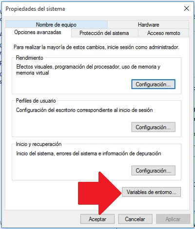 Comment définir le chemin d'accès et les variables d'environnement dans Windows 10 - Image 3 - Professor-falken.com