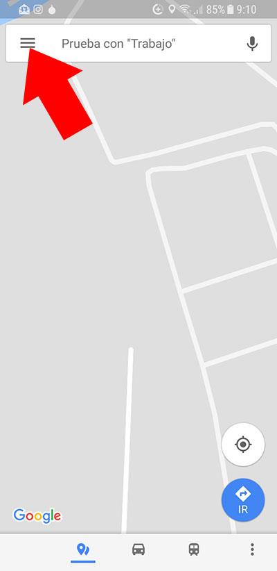 """كيفية تحميل الخرائط """"خرائط جوجل"""" دون اتصال على الروبوت الخاص بك - الصورة 1 - أستاذ falken.com"""