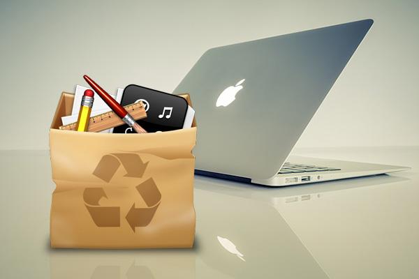 Come disinstallare le applicazioni sul vostro Mac. - Professor-falken.com