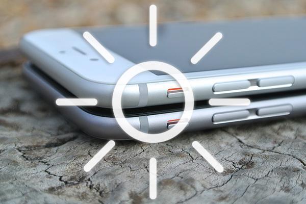Comment faire pour désactiver la fonction de luminosité automatique sur votre iPhone - Professor-falken.com
