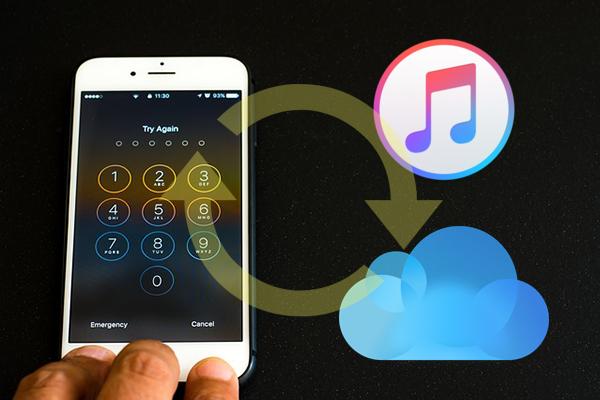 Que faire si vous avez oublié le code de déverrouillage de votre iPhone ou iPad - Professor-falken.com