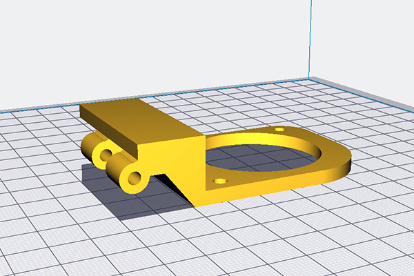 Comment configurer l'impression Ultimaker cure 3D pièces avec sortant ou dans l'air - Professor-falken.com