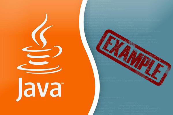 Exemple de somme de deux nombres entiers a reçu par clavier en Java - Professor-falken.com