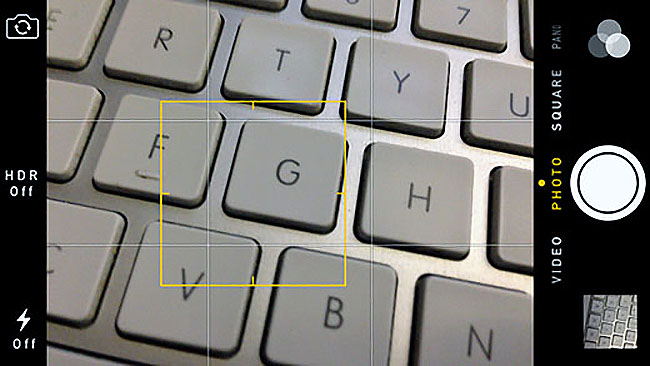 6 Conseils pour une meilleures photos de qualité avec votre iPhone - Image 2 - Professor-falken.com