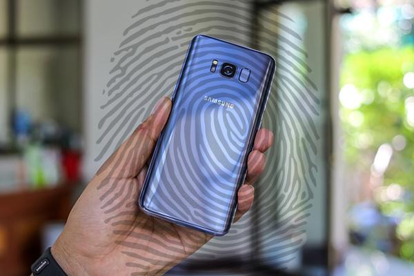 Qué hacer cuando el sensor de huella dactilar del Samsung Galaxy S8 deja de funcionar - professor-falken.com